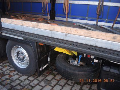 LKW Unfallschaden Gutachten